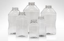 Hour Glass Grip Bottles