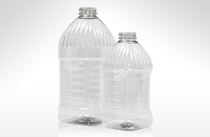 Square Grip Bottles
